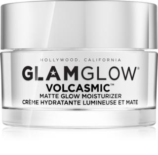 Glam Glow Volcasmic crema de día matificante con efecto humectante