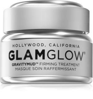 Glam Glow GravityMud #GlitterMask mască exfoliantă cu efect de întărire