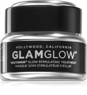 Glamglow YouthMud čistilna maska za obraz iz ilovice za takojšnjo posvetlitev