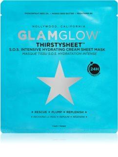 Glamglow Thirstysheet masque tissu pour un effet naturel