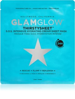 Glamglow Thirstysheet платнена маска с хидратиращ ефект