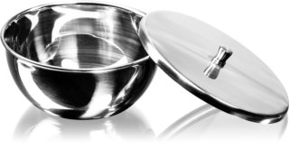 Golddachs Bowl recipiente para productos de afeitar
