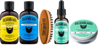 Golden Beards Arctic Kosmetik-Set  IV. für Herren