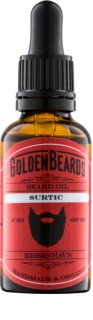 Golden Beards Surtic масло для бороды