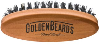 Golden Beards Accessories brosse à barbe de voyage