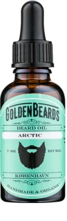 Golden Beards Arctic olio da barba