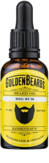 Golden Beards Big Sur olio da barba