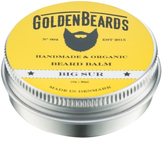 Golden Beards Big Sur bálsamo para a barba