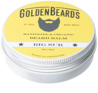 Golden Beards Big Sur бальзам для вусів
