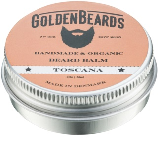 Golden Beards Toscana balsamo per barba