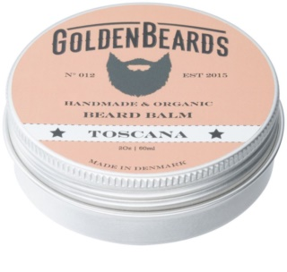 Golden Beards Toscana бальзам для вусів