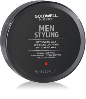 Goldwell Dualsenses For Men vosek za lase s srednjim utrjevanjem