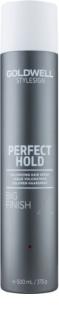 Goldwell StyleSign Perfect Hold hajlakk erős fixálással dúsító és formásító