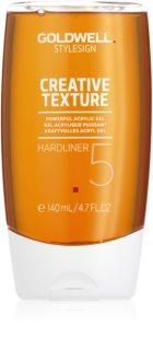 Goldwell StyleSign Creative Texture Showcaser 3 stylingový gel s extra silnou fixací