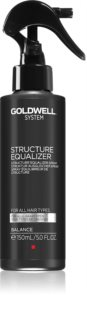 Goldwell System Structure Equalizer Hair Spray Before Coloration
