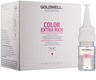 Goldwell Dualsenses Color Extra Rich Färgskyddande serum för glänsande hår