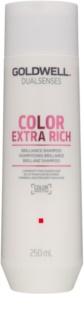 Goldwell Dualsenses Color Extra Rich shampoo protettivo per capelli tinti