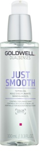 Goldwell Dualsenses Just Smooth aceite para cabello encrespado y rebelde