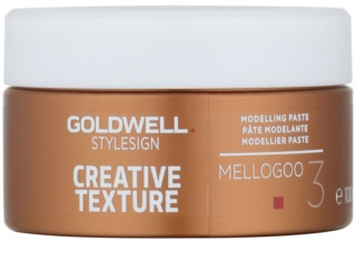 Goldwell StyleSign Creative Texture Mellogoo 3 Modeling Paste for Hair
