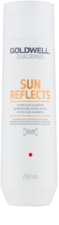 Goldwell Dualsenses Sun Reflects shampoo detergente e nutriente per capelli affaticati dal sole