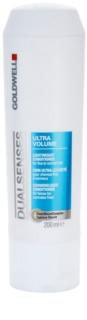 Goldwell Dualsenses Ultra Volume balsamo leggero per capelli delicati e normali