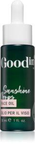 Goodin by Nature Sunshine Drops Hautöl für hydratisierte und strahlende Haut