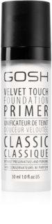 Gosh Velvet Touch основа под фон дьо тен