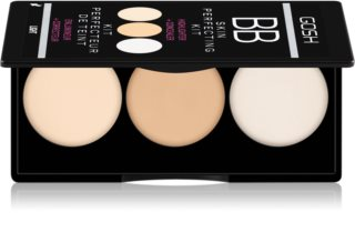 Gosh BB Cream paleta korektorov