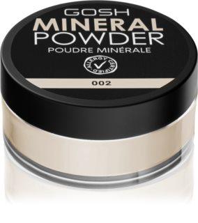 Gosh Mineral Powder cipria minerale