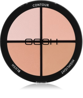 Gosh Contour'n Strobe Contouring and Highlighting Palette