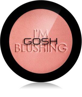 Gosh I'm Blushing colorete en polvo