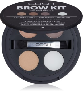 Gosh Brow Kit Wenkbrauw Set
