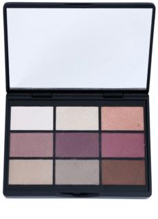 Gosh 9 Shades Palette Eyeshadow Palette with Mirror