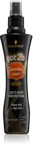 got2b Guardian Angel spray per styling per capelli affaticati dal calore