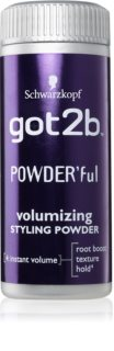 got2b PowderFul Styling Poeder  voor Perfect Volume