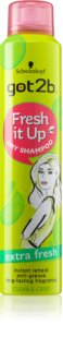 got2b Fresh it Up Refreshing, Oil-Absorbing Dry Shampoo