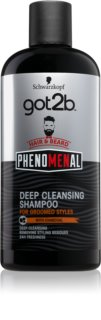 got2b Phenomenal tiefenreinigendes Shampoo