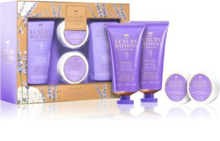 Grace Cole Luxury Bathing Lavender confezione regalo II. da donna