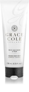 Grace Cole White Nectarine & Pear Resurfacing Body Scrub
