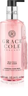 Grace Cole Wild Fig & Pink Cedar Gentle Liquid Hand Soap