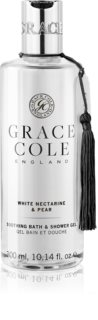 Grace Cole White Nectarine & Pear gel bain et douche