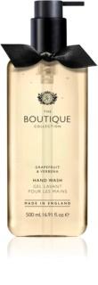 Grace Cole Boutique Grapefruit & Verbena flüssige Seife für die Hände