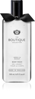 Grace Cole Boutique Neroli & Sea Salt gel de dus