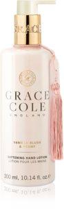 Grace Cole Vanilla Blush & Peony pečující krém na ruce