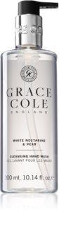 Grace Cole White Nectarine & Pear Sanfte flüssige Handseife
