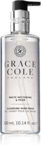 Grace Cole White Nectarine & Pear Mild flytande handtvål