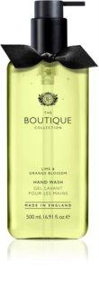 Grace Cole Boutique Lime & Orange Blossom flüssige Seife für die Hände