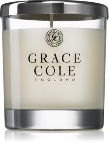Grace Cole White Nectarine & Pear scented candle
