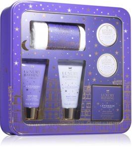 Grace Cole Luxury Bathing Lavender Sleep Therapy coffret cadeau