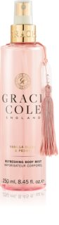 Grace Cole Vanilla Blush & Peony Refreshing Mist for Body